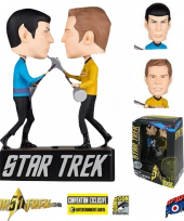 Star Trek - Kirk vs Spok Bobble Heads - Convention Exclusive_burned_burned (3)
