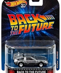 Back To The Future Hot Wheels
