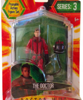 Doctor Who The Doctor in Spacesuit_burned