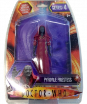 Dr Who - Pyrovile Priestess
