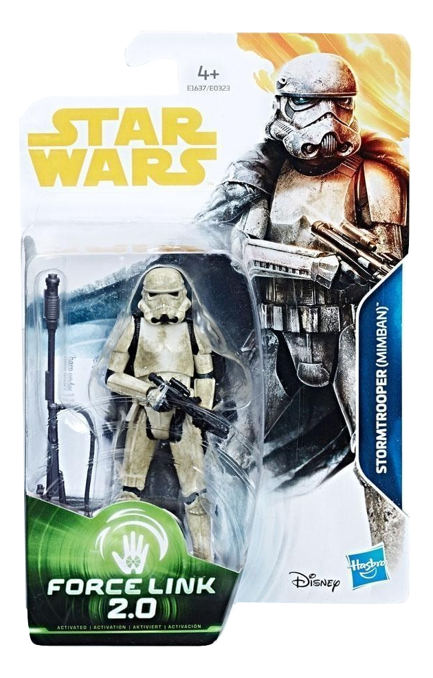 Star Wars Force Link 2.0 Stormtrooper MIMBAN 3,75´´ Solo a Star Wars Story!