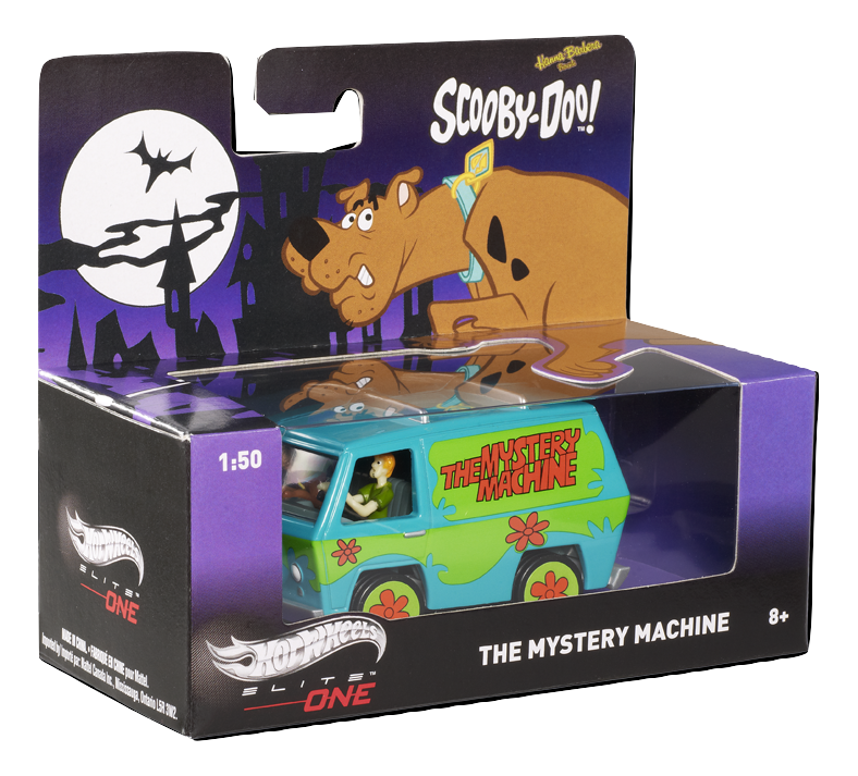 Scooby-Doo: The Mystery Machine | Cool Toys Scooby-Doo-Special-Type-Diecast-Metal-Hot-Wheels-The-Mystery-Machine-Alloy-Car-Toy-Bus-Model_burned