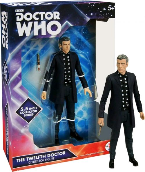 Dr-Who-12th-Doctor-in-Polka-Dot-Shirt