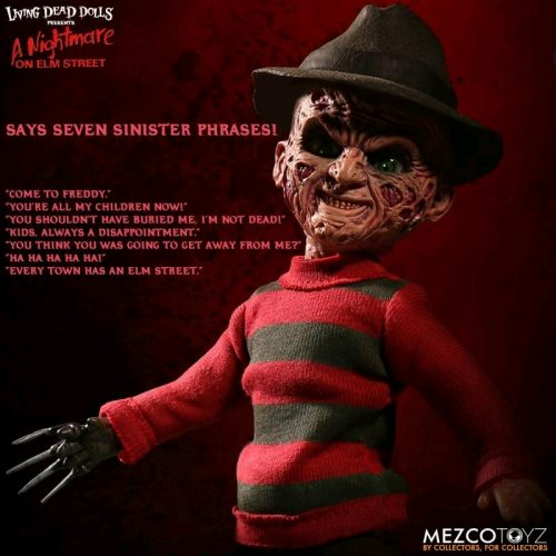 Living-Dead-Dolls-Freddy-Krueger-Sound