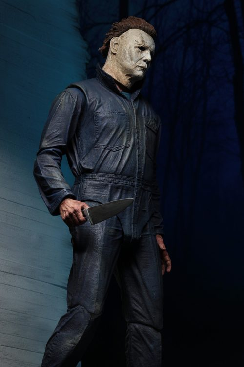 "Halloween (2018) - Michael Myers Ultimate 7"" Scale Action Figure 3"
