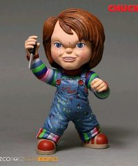 MEZ78102--Childs-Play-Chucky-Good-Guy-Stylized-Roto-Figure