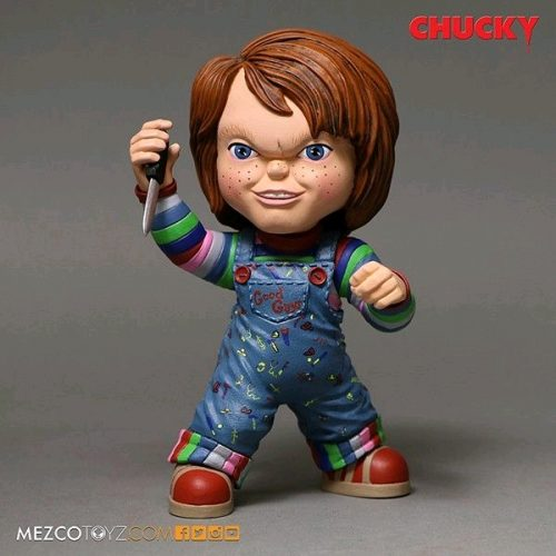 MEZ78102--Childs-Play-Chucky-Good-Guy-Stylized-Roto-Figure