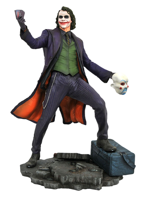 Batman Dark Knight Joker Pvc Diorama