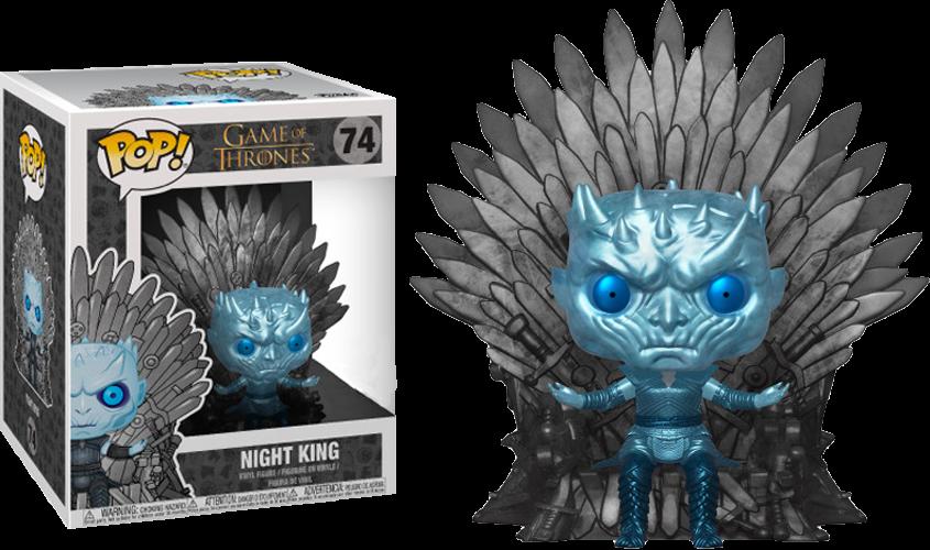 Vinyl Night King Pop Funko--Game of Thrones